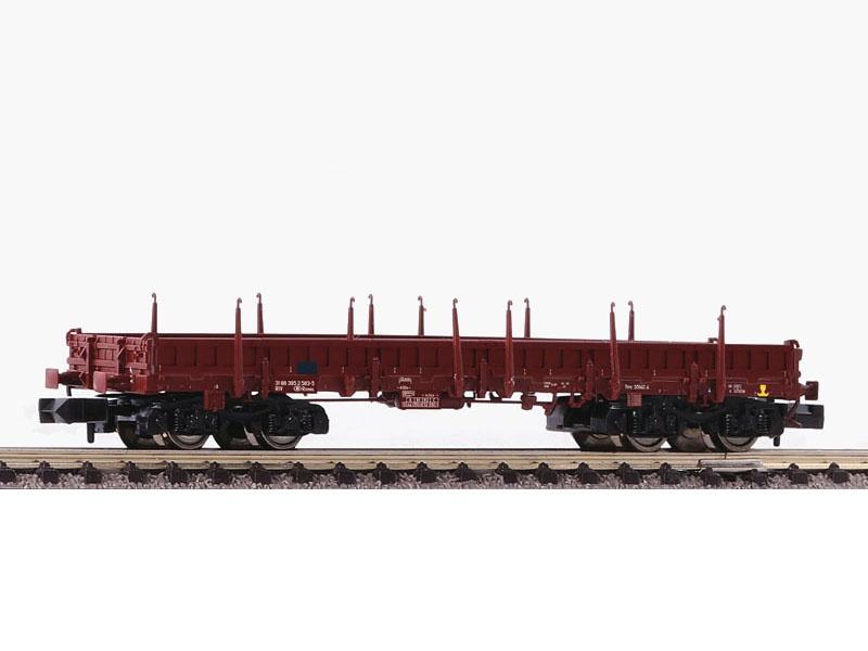 Vierachsiger Flachwagen der SNCB, Spur N