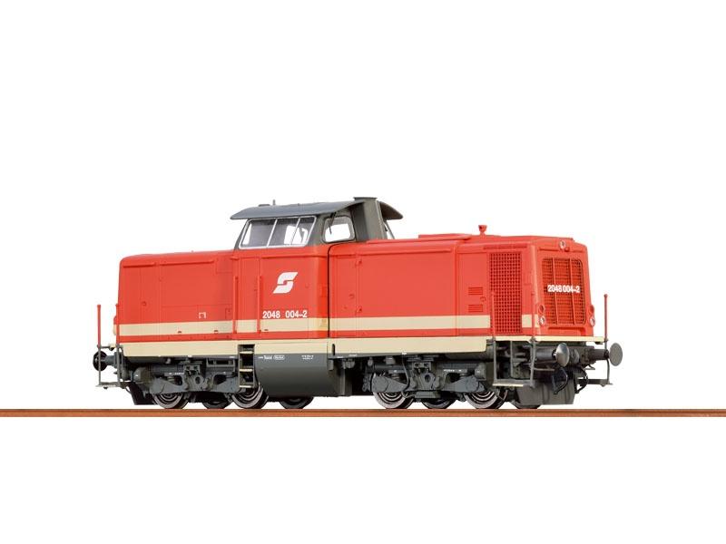 Diesellok Reihe 2048 der ÖBB, V, AC, Digital Basic+, Spur H0