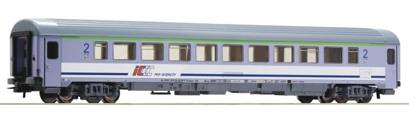 IC-Schnellzugwagen 2. Klasse, PKP IC, DC, Spur H0