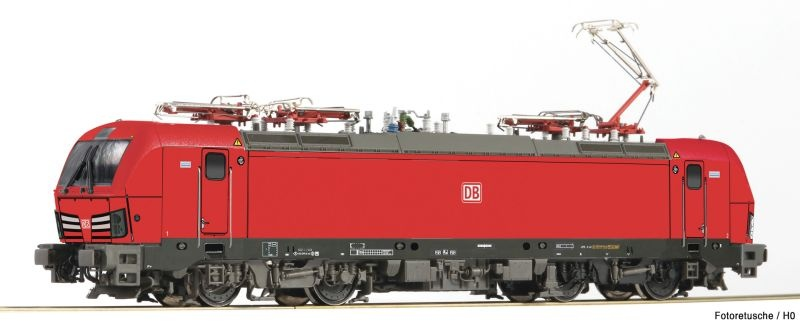 Elektrolokomotive BR 193 der DB AG, Sound, DCC, DC, Spur N