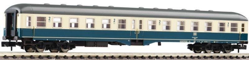 Mitteleistiegswagen 2.Klasse der DB, Epoche IV, Spur N
