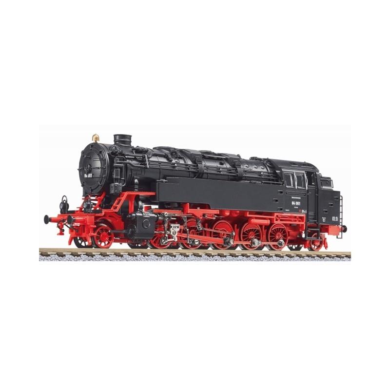 Dampflokomotive, BR 84, 84 001, DRG, Epoche II, DC, H0