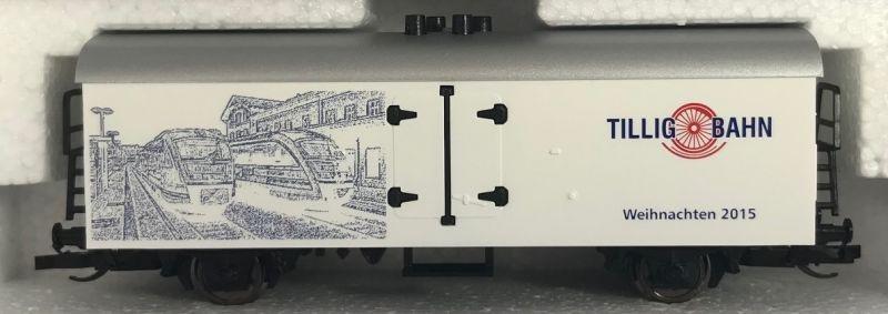 Kühlwagen Danke 2015, Spur TT