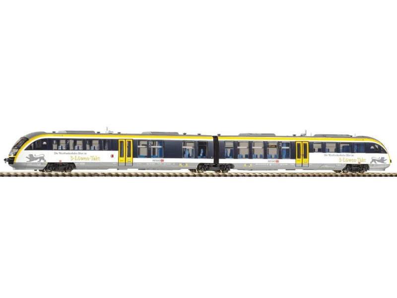 Dieseltriebwagen Desiro BR642 Westfrankenbahn, Epoche VI, H0