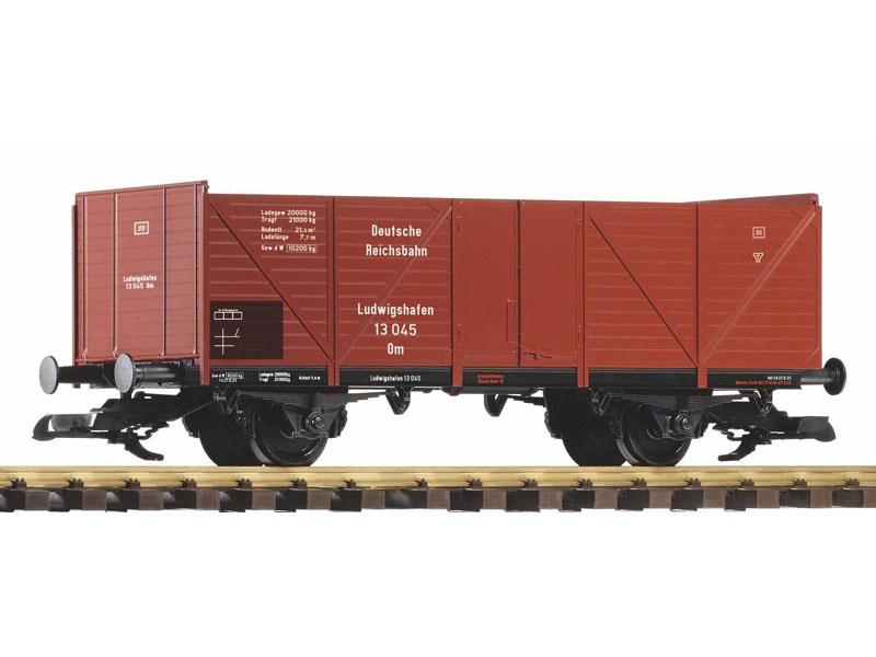 Offener Güterwagen der DRG, Ep. II, Spur G