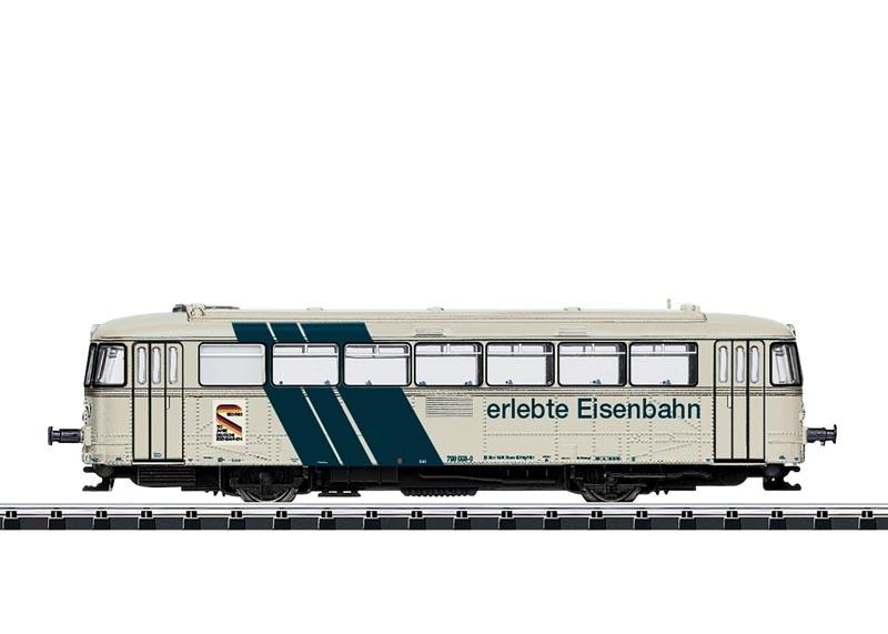 Triebwagen BR 798 der DB, DCC, Minitrix Spur N