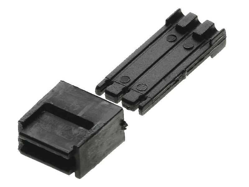 Kabelverbindungsplättchen für Flachsteckersystem