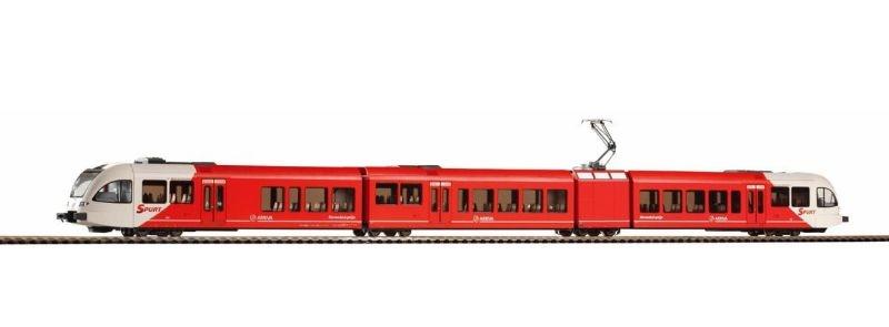 Elektrotriebwagen GTW 2/8 Stadler ARRIVA, Ep. IV, Spur H0