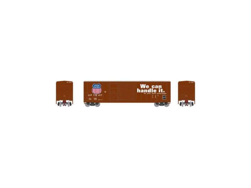 50 FMC Güterwagen der UP, Spur N