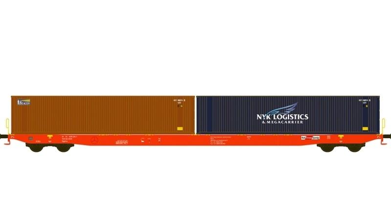 Containerwagen Sggnss80 RCA, Ep.VI, Spur N