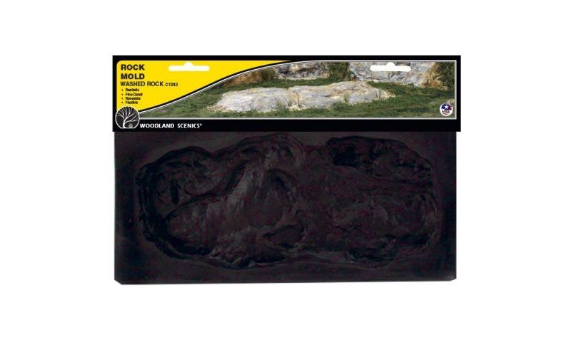 Rock Mold - Gießform gewaschener Felsen