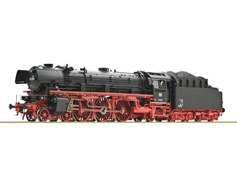 Dampflokomotive 03 1013 der DB, Sound, AC, Spur H0