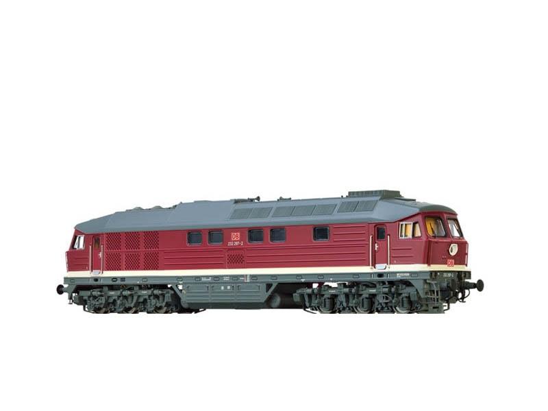 Diesellok 232 der DB AG, V, DC Analog BASIC+, Spur H0