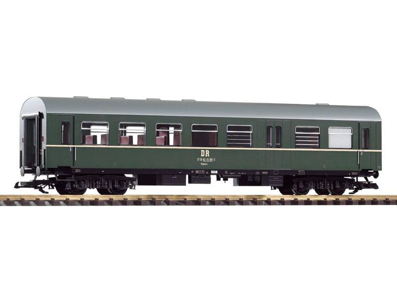 Reko-Wagen 2. Klasse der DR, Ep. III, Gepäckabteil, Spur G