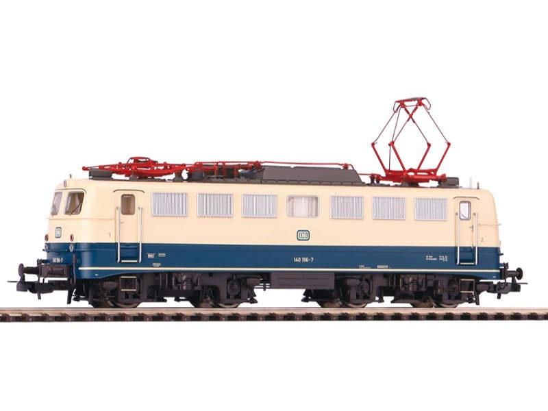 E-Lok BR 140 mit Verschleißpufferbohle,AC.Version,Ep. IV, H0