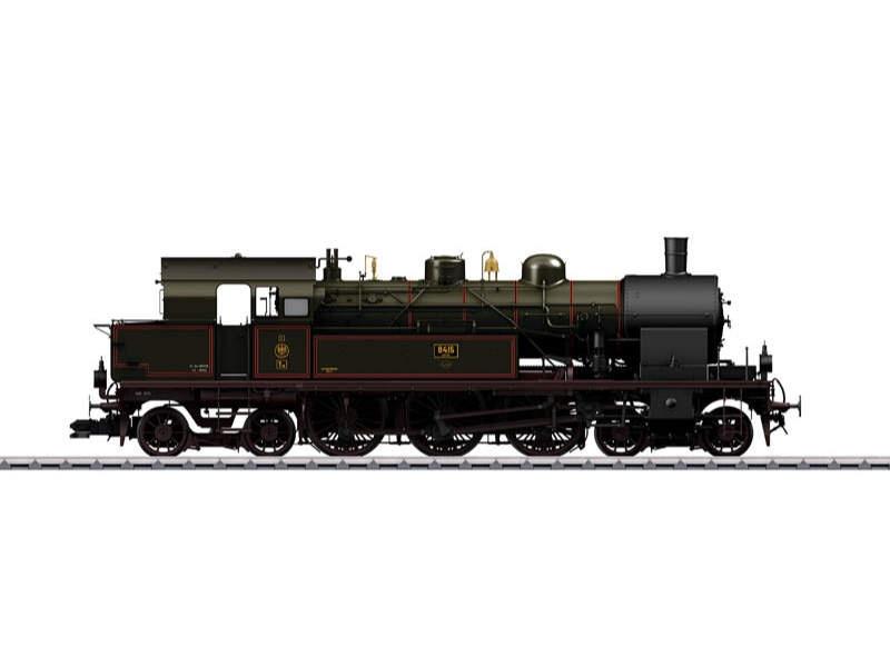 Tender-Dampflokomotive T18 KPEV Sound mfx Spur 1