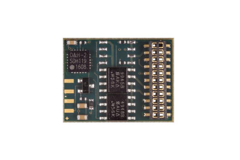 Fahrzeugdecoder DH21A für die 21-polige Schnittstelle