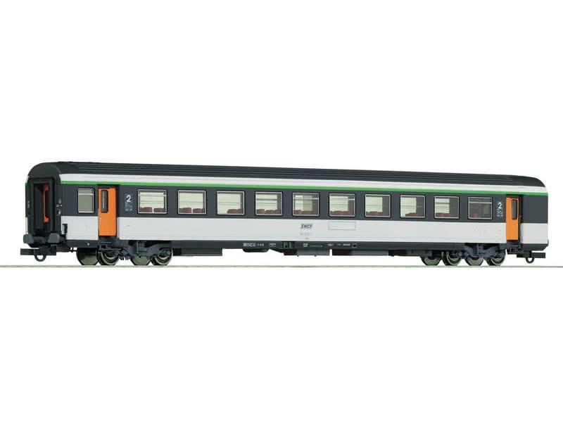 Corail-Großraumwagen 2. Kl. der SNCF, DC, Spur H0