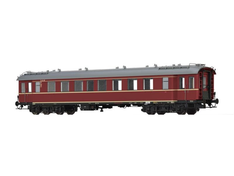 Gesellschaftswagen WG4ü-36/50 der DB, III, Spur H0