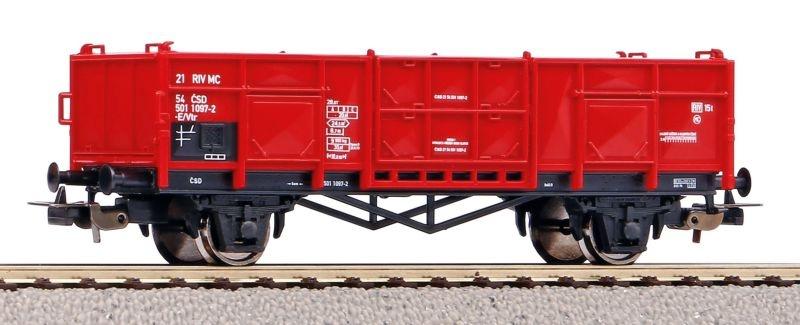 Offener Güterwagen der CD, Ep. V, DC, Spur H0
