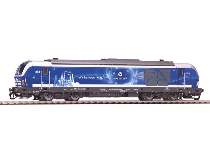 Diesellok Vectron InfraLeuna, Epoche VI, Spur TT