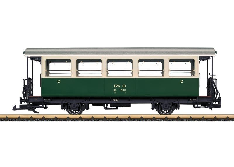Personenwagen RhB, Spur G