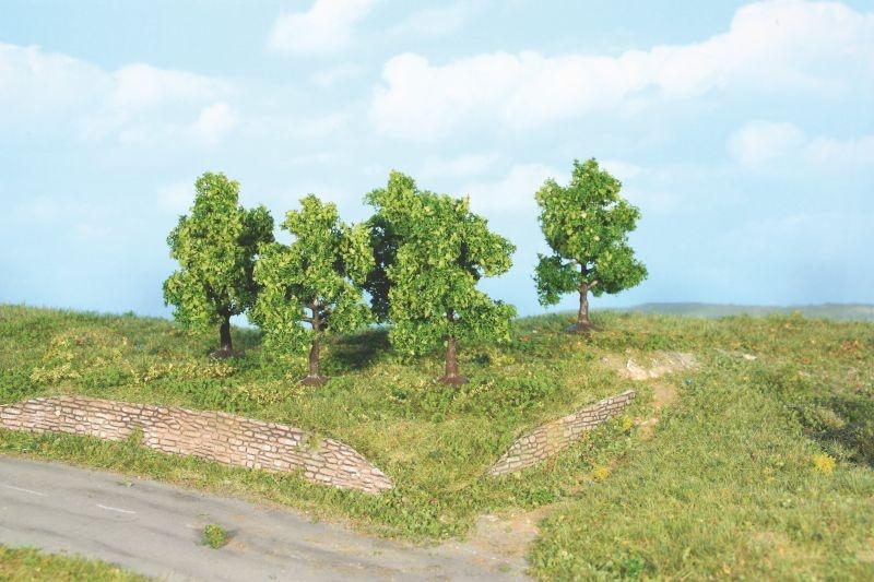 5 Obstbäume 7 cm