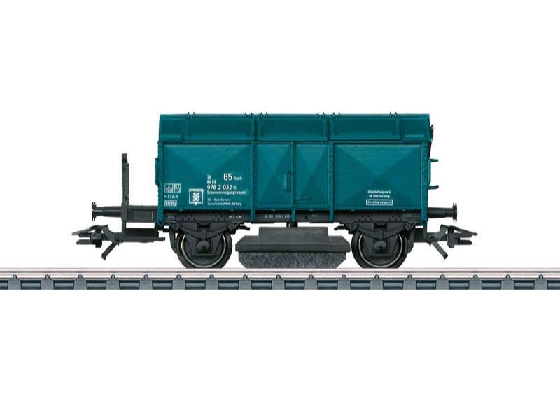Schienenreinigungswagen 926 DB H0