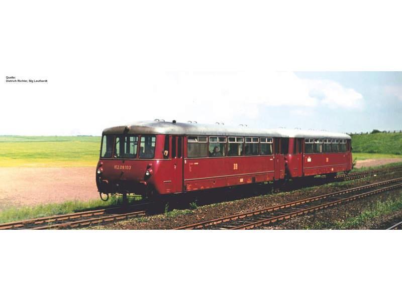 Dieseltriebwagen BR VT 2.09 DR, AC-Version, Ep. III, Spur H0