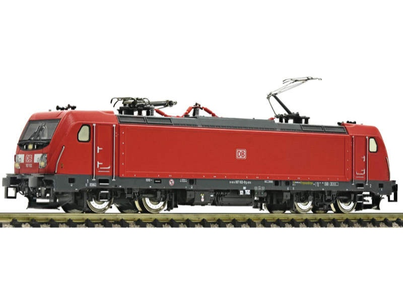 Elektrolokomotive BR 187 DB-AG, DCC, DC, Spur N
