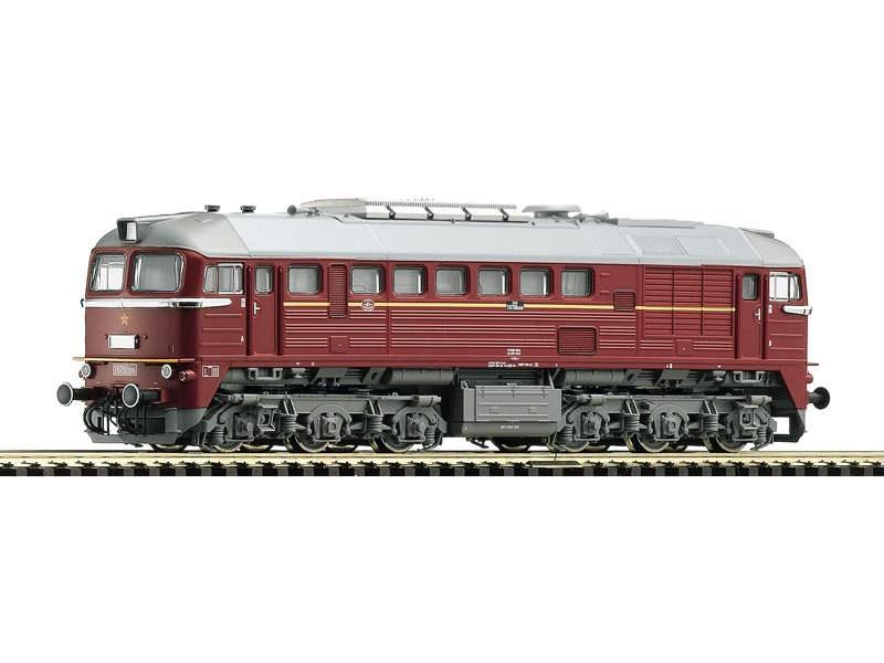 Diesellokomotive T 679 CSD Sound TT