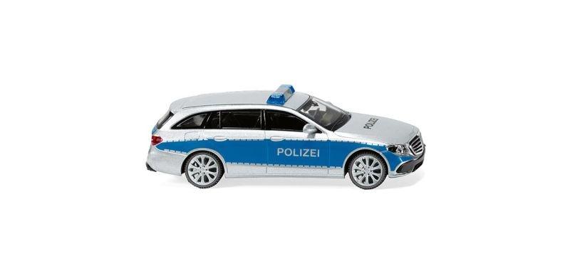 Polizei - MB E-Klasse S213 1:87 / H0