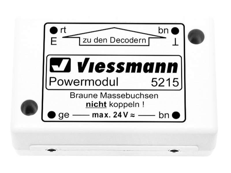 2A Powermodul für stabilen und kräftigen Schaltstrom