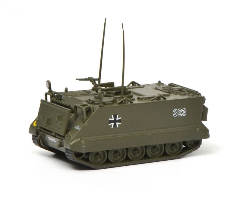 M113 Transportpanzer Bundeswehr, 1:87 / Spur H0