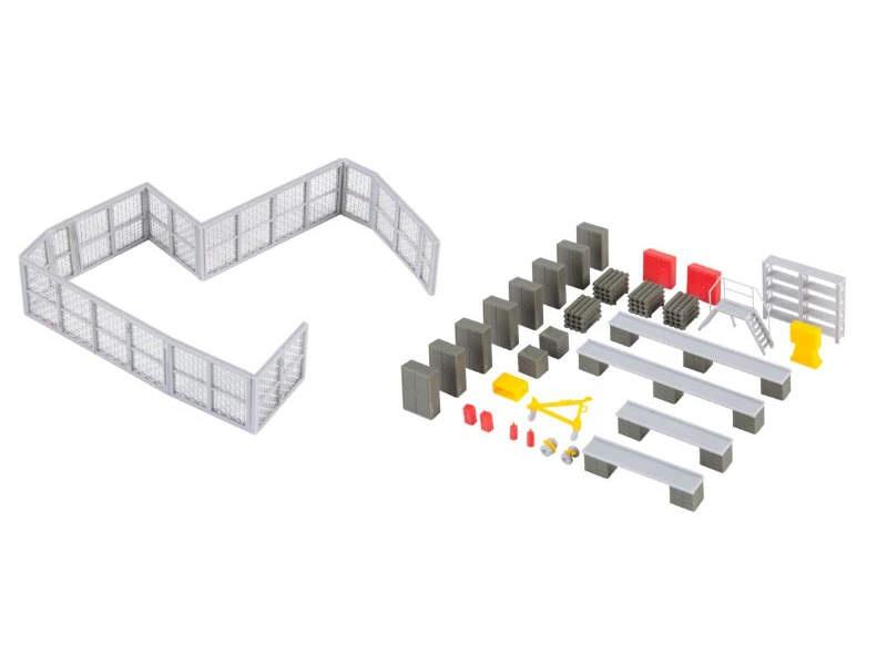 Military: Zubehör Werkstattausrüstung, 1.87 / H0