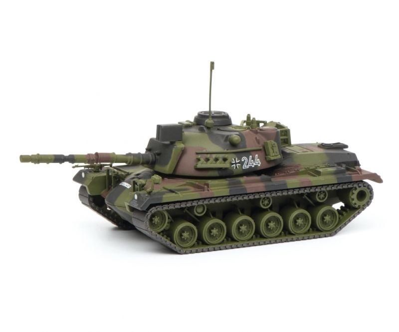 M48G Kampfpanzer Bundeswehr, flecktarn, 1:87 / Spur H0
