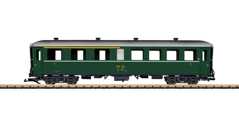 Personenzugwagen 1./2. Klasse AB der RhB, Spur G