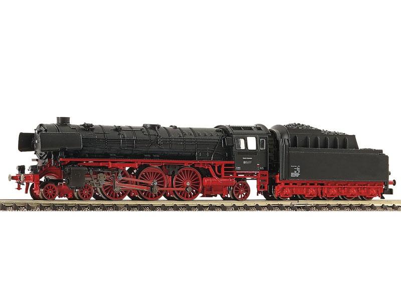 Dampflok BR 01.10 mit Kohlefeuerung der DB, Sound, Spur N
