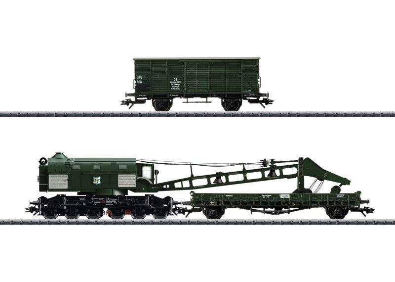 Dampfkran Ardelt 57t der DB, Sound, mfx, DCC, Spur H0