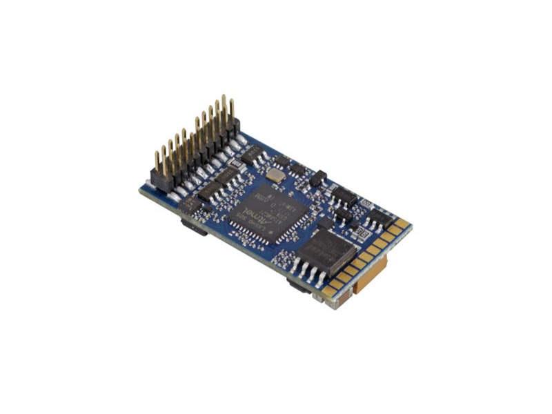 LokSound 5 DCC/MM/SX/M4 Leerdecoder, Plux22, H0 / 0