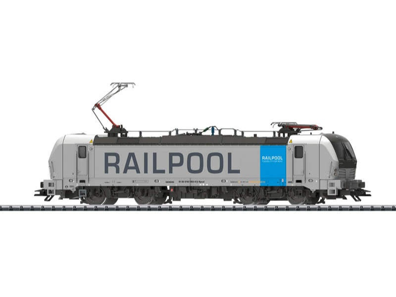 E-Lok Baureihe 193 der Railpool, Spur H0