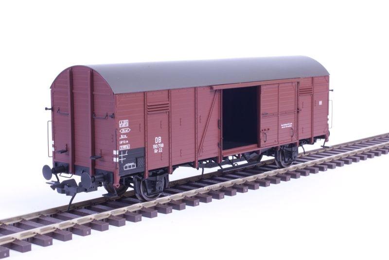 Güterwagen Glr22 Dresden der DB, Epoche III, Spur 0