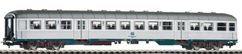 Nahverkehrswagen Silberling 2. Klasse Bnb719, Epoche IV, H0