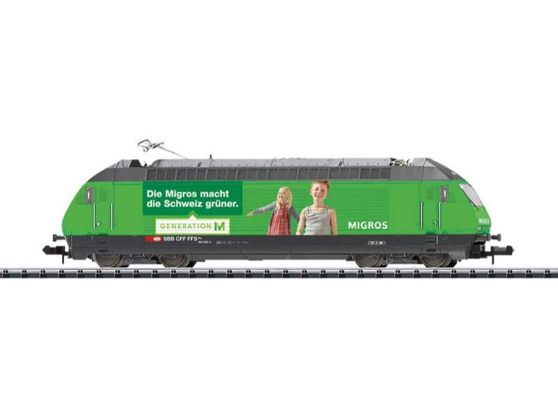 E-Lok Re 460 SBB/CFF/FFS Spur N