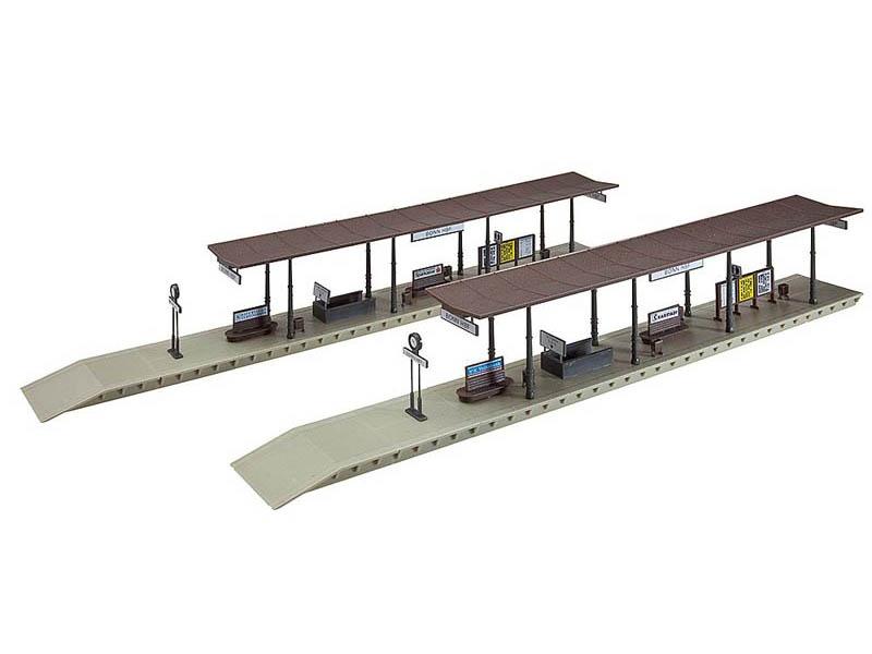 Bahnsteige Bausatz H0