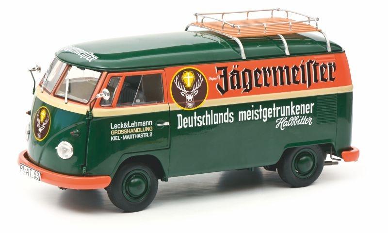 VW T1 Kasten Jägermeister 1:18, MHI