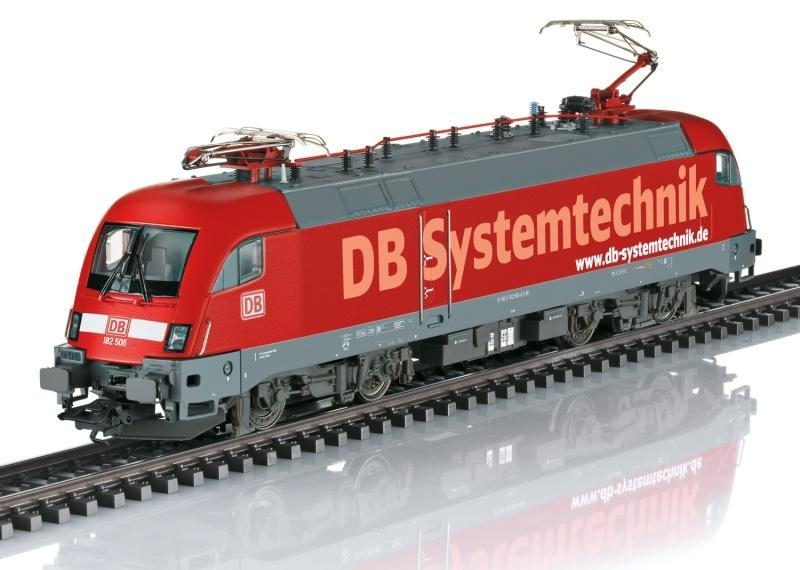 Elektrolokomotive Baureihe 182 DB AG, AC, mfx+, Spur H0