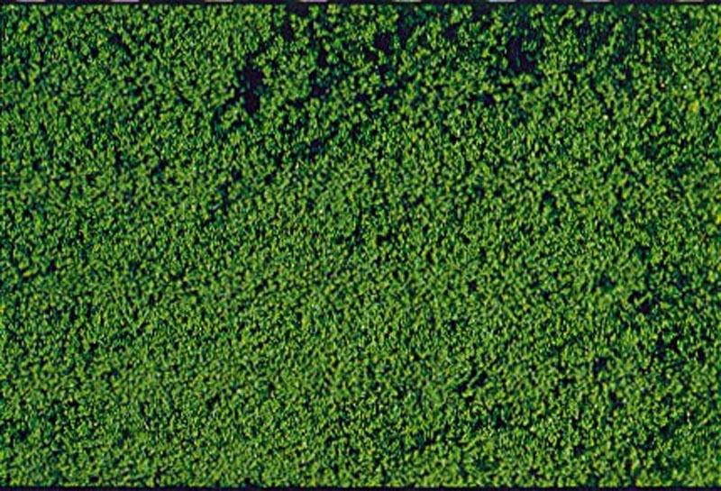 Mikroflor Belaubungsvlies dunkelgrün 28x14 cm