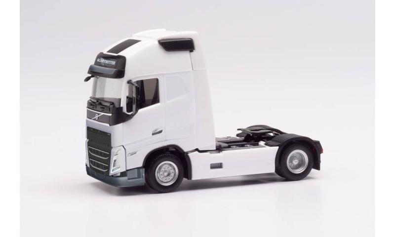 Volvo FH Gl. XL 2020 Basic Zugmaschine, weiß, 1:87 / Spur H0