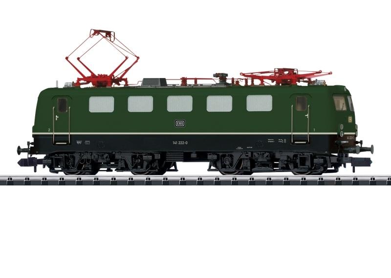 Elektrolokomotive Baureihe 141, DB, Sound, Minitrix, Spur N